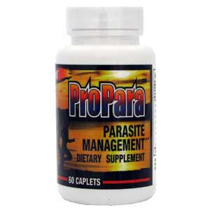 Fend off parasites, naturally Cleansing Detox