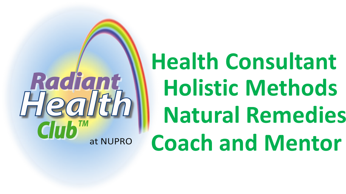 Certified Natural Health Consultant using holistic methods, natural remedies & practical lifestyle therapies