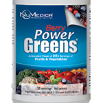 Power Greens Supplements