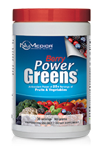 Power Greens Supplements