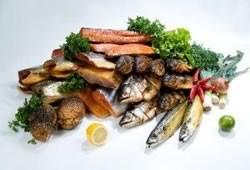 Raw food & Oily fish